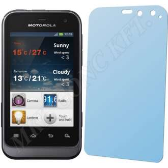 Motorola Defy mini kijelzővédő fólia