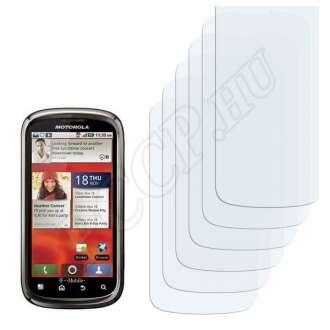 Motorola Dext 2 kijelzővédő fólia