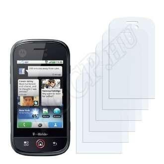 Motorola Dext kijelzővédő fólia