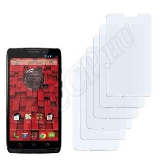 Motorola Droid Maxx XT1080M kijelzővédő fólia