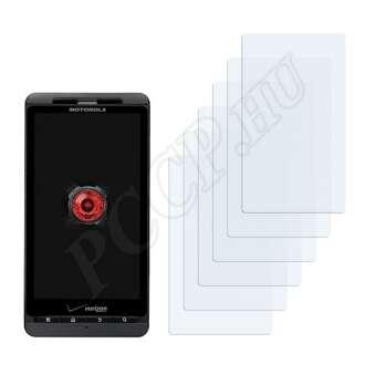 Motorola Droid X2 kijelzővédő fólia