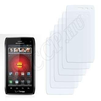 Motorola Droid XT894 kijelzővédő fólia