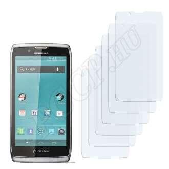 Motorola Electrify 2 kijelzővédő fólia