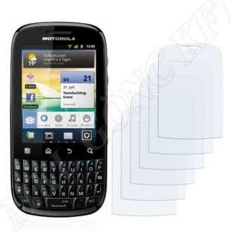 Motorola Fire XT311 kijelzővédő fólia