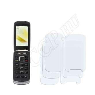 Motorola Gleam Plus kijelzővédő fólia