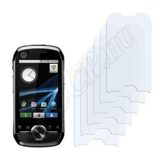 Motorola i1 kijelzővédő fólia