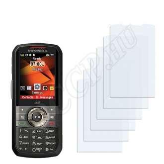 Motorola i418 kijelzővédő fólia