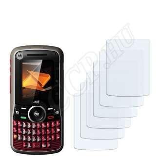 Motorola i465 kijelzővédő fólia