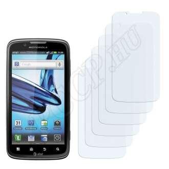 Motorola MB865 kijelzővédő fólia