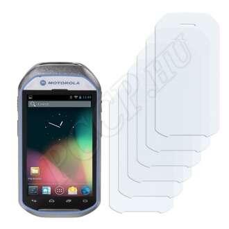 Motorola MC40 kijelzővédő fólia