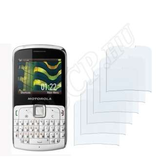 Motorola Moto EX112 kijelzővédő fólia