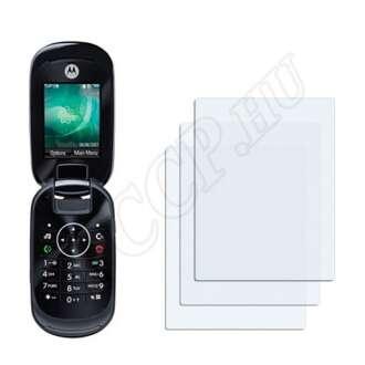 Motorola Moto U9 kijelzővédő fólia