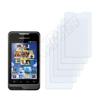 Motorola Motoluxe XT389 kijelzővédő fólia