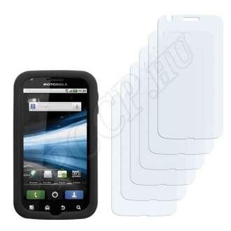 Motorola Olympus kijelzővédő fólia