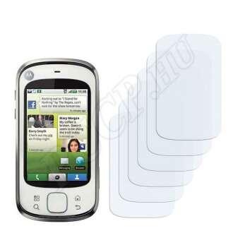 Motorola Quench kijelzővédő fólia