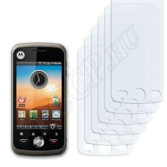 Motorola Quench XT3 kijelzővédő fólia