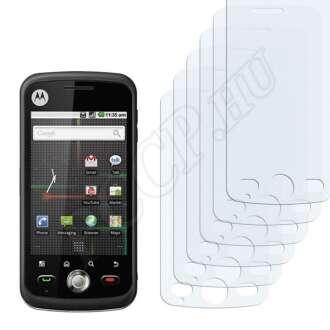 Motorola Quench XT5 kijelzővédő fólia