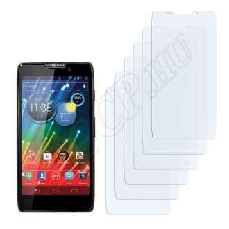 Motorola Razr HD XT295 kijelzővédő fólia