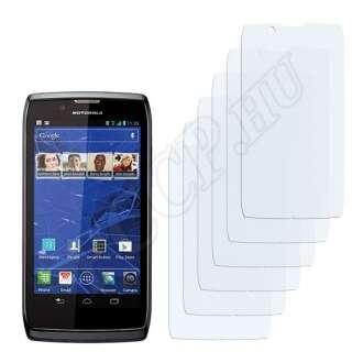 Motorola Razr V kijelzővédő fólia
