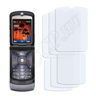 Motorola Razr V3i kijelzővédő fólia