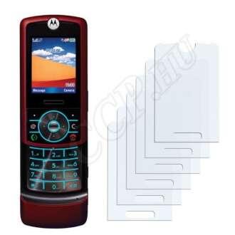 Motorola Rizr Z3 kijelzővédő fólia