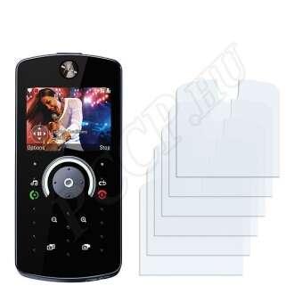 Motorola Rokr E8 kijelzővédő fólia