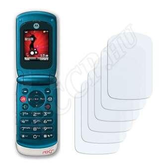 Motorola Rokr EM28 kijelzővédő fólia