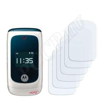 Motorola Rokr EM28m kijelzővédő fólia