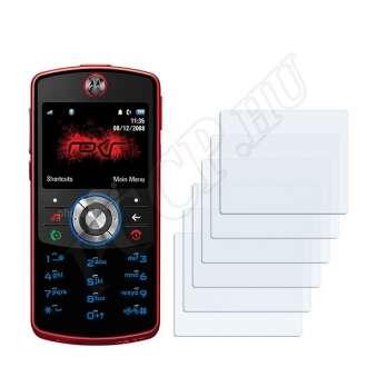 Motorola Rokr EM30m kijelzővédő fólia