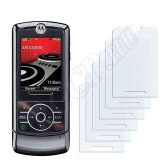 Motorola Rokr Z6 kijelzővédő fólia