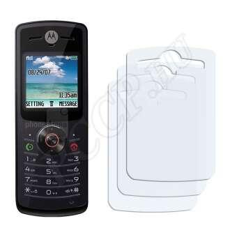 Motorola W175 kijelzővédő fólia