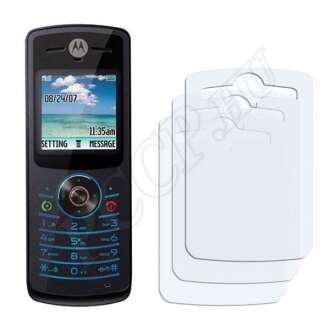 Motorola W180 kijelzővédő fólia