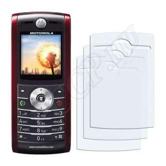 Motorola W208 kijelzővédő fólia