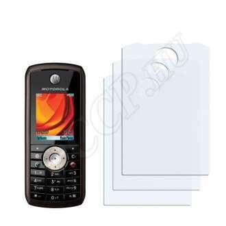 Motorola W360 kijelzővédő fólia