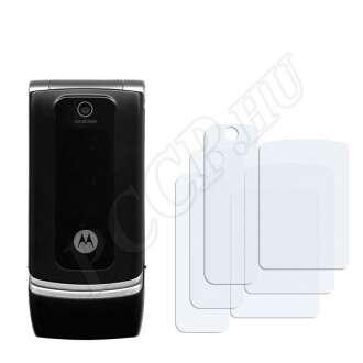 Motorola W375 kijelzővédő fólia