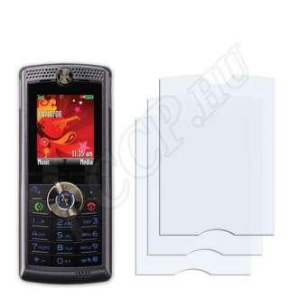 Motorola W388 kijelzővédő fólia
