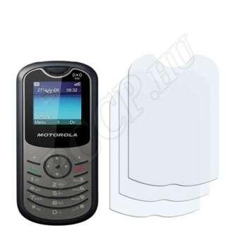 Motorola WX180 kijelzővédő fólia