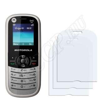 Motorola WX181 kijelzővédő fólia