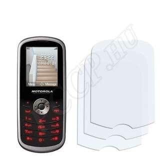 Motorola WX290 kijelzővédő fólia