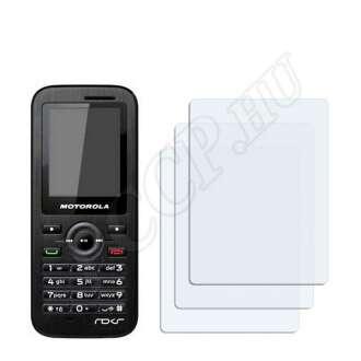 Motorola WX395 kijelzővédő fólia
