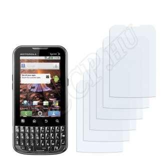Motorola Xprt kijelzővédő fólia