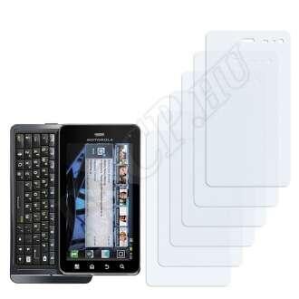 Motorola XT860 4G kijelzővédő fólia