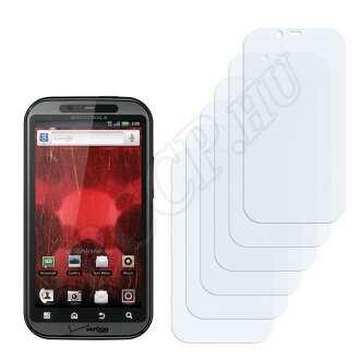 Motorola XT865 kijelzővédő fólia