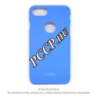 Apple Iphone 8 kék prémium neon hátlap