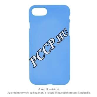 Apple Iphone X kék neon prémium hátlap