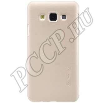 Samsung Galaxy A3 arany hátlap
