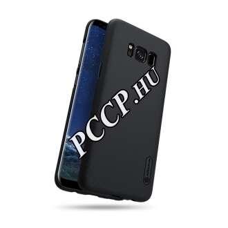 Samsung Galaxy S8 Plus fekete hátlap
