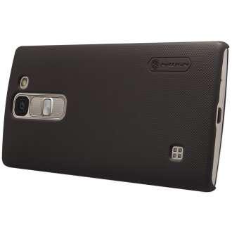 LG C50 Leon fekete hátlap