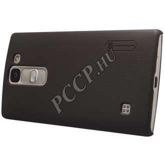 LG C70 Spirit fekete hátlap