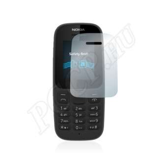 Nokia 105 (2017) kijelzővédő fólia